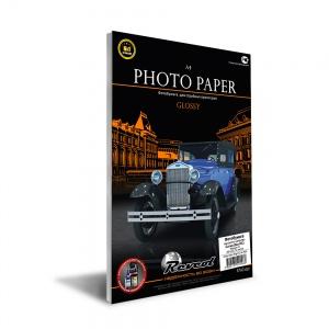 Фотобумага, Глянцевая двухсторонняя, A4, 230г/м2, 50 листов